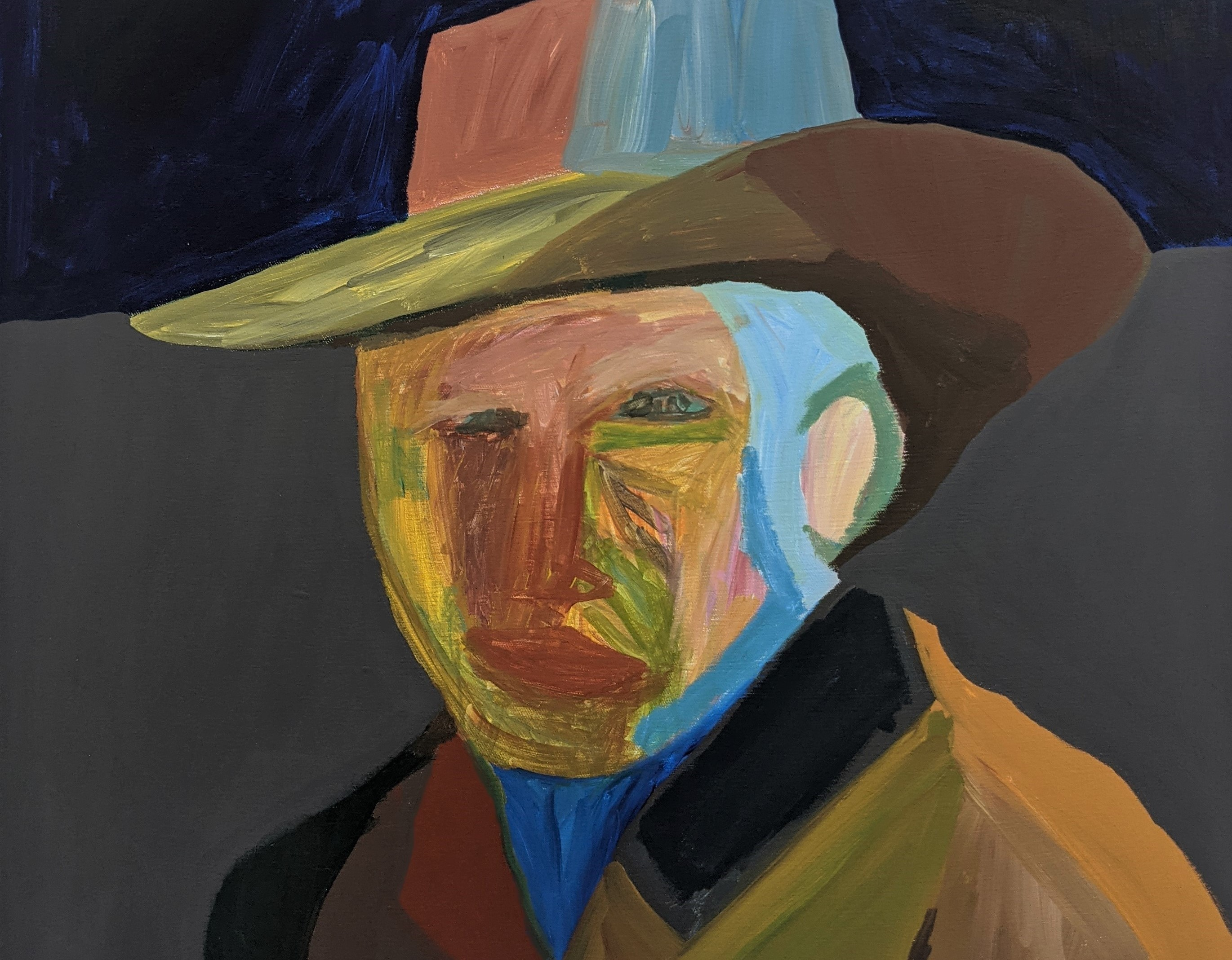Nick Osmond Retired Drover Web Page Crop Moree Portrait Prize2021